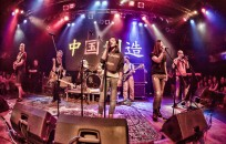 Mňága a Žďorp - Křest desky - Lucerna music bar 15.12.2014 - obrázek 20