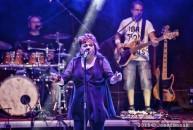 Věra Špinarová s kapelou Adama Pavlíka - Rožnov p.Radh. 17.7.2015 - obrázek 14
