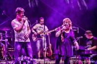 Věra Špinarová s kapelou Adama Pavlíka - Rožnov p.Radh. 17.7.2015 - obrázek 24