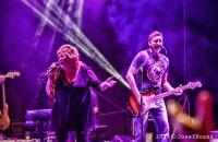 Věra Špinarová s kapelou Adama Pavlíka - Rožnov p.Radh. 17.7.2015 - obrázek 29