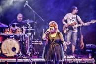 Věra Špinarová s kapelou Adama Pavlíka - Rožnov p.Radh. 17.7.2015 - obrázek 36
