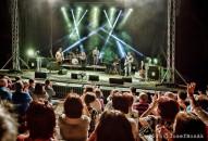 Věra Špinarová s kapelou Adama Pavlíka - Rožnov p.Radh. 17.7.2015 - obrázek 41