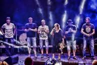 Věra Špinarová s kapelou Adama Pavlíka - Rožnov p.Radh. 17.7.2015 - obrázek 53