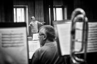 Michal Hrůza & Janáčková filharmonie - zkouška - obrázek 13