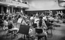 Michal Hrůza & Janáčková filharmonie - zkouška - obrázek 23